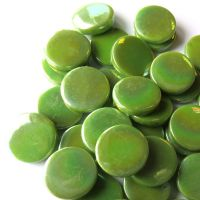 011p Pearlised New Green: 100g