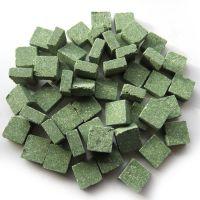 10mm Soft Stone: Deep Green 009