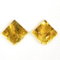 Gold Wavy 15mm