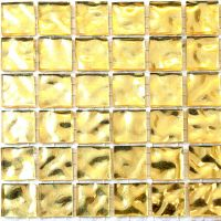 Gold Wavy