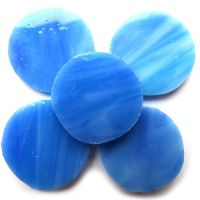 25mm MG30 Dream Blue: set of 5