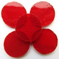 25mm MT07 Crimson: set of 5