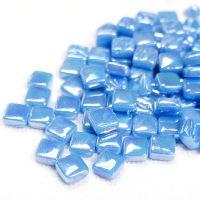 065p Pearlised Lake Blue