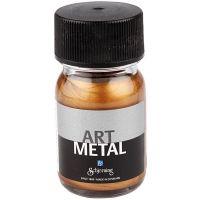 Art Metal: Deep Gold