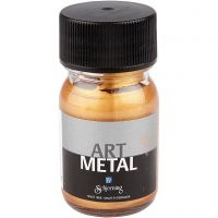 Art Metal: Medium Gold