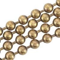 2.4mm Brass Ball Chain