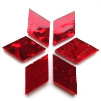 Large: AR01 Red Wavy: 6 tiles