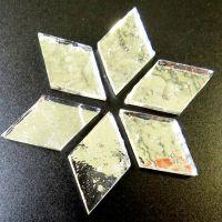 Large: AR08 Silver Wavy: 6 tiles