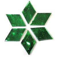 Large: AR42 Kelly Green Wavy: 6 tiles