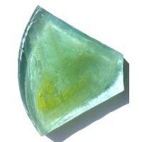 11cm Wedge: Yellow