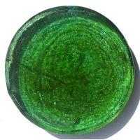 15cm Round: Bottle Green