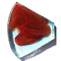 11cm Wedge: Red
