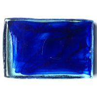 15cm Rectangle: Streaky Blue