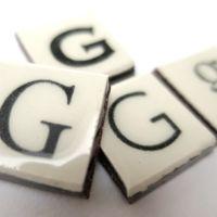 Vintage Letter G