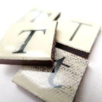 Vintage Letter T