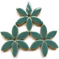 H16 Phthalo Green 25mm Petal: 50g