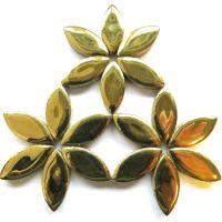 H01 Gold 25mm Petal: 50g