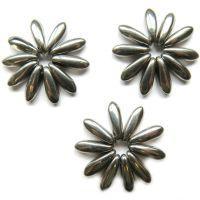 Pearl Dagger: Grey Metallic