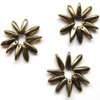 Pearl Dagger: Bronze Metallic