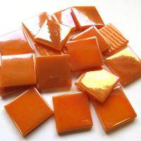 104p Iridised Opal Orange
