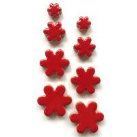 Flower Charm: Poppy Red H401