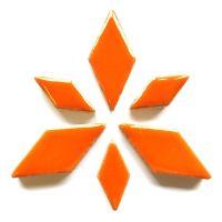 Diamond Charm: Popsicle Orange H6