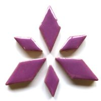 Diamond Charm: Pretty Purple H43