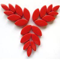 107 Bright Red Petals: 50g