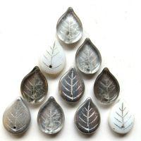 18mm Leaf: Winter Mix