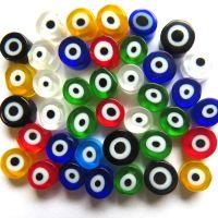 Fused Millefiori: Eyes 7-13mm