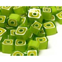 7/8 Lime Green Square V43 1000g