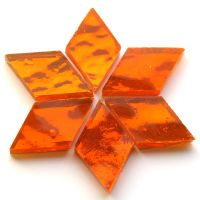 Large: AR23 Orange Wavy: 6 tiles