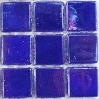Prussian blue WJ20: 25 tiles