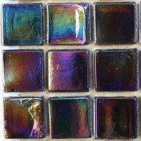 Black Abalone WJ48: 25 tiles