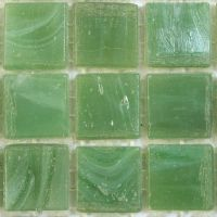 CJ24 Jadeite Green: 25 tiles