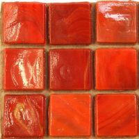 CJ99 Radium Red: 25 tiles