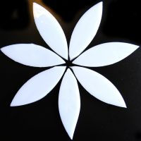 Large Petals: MG01 Pure White