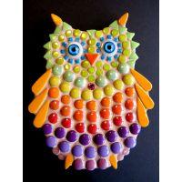 Owlet: 15cm Multi-colour (pack of 10)