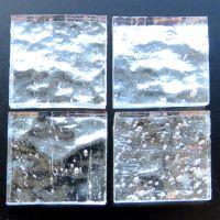 AR08 Silver Wavy: 6 tiles