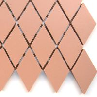 Winckelmans Diamonds: Vieux Rose 15 tiles